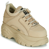 kengät Naiset Matalavartiset tennarit Buffalo 1533046 Beige