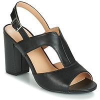 kengät Naiset Sandaalit ja avokkaat Moony Mood JALILIA Black