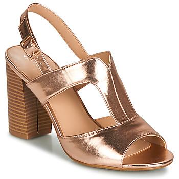kengät Naiset Sandaalit ja avokkaat Moony Mood JALILIA Bronze