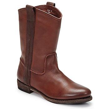 kengät Miehet Bootsit Blackstone BOLOGNA HORSES Brown