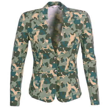 vaatteet Naiset Takit / Bleiserit Les Petites Bombes AZITAZ Monivärinen