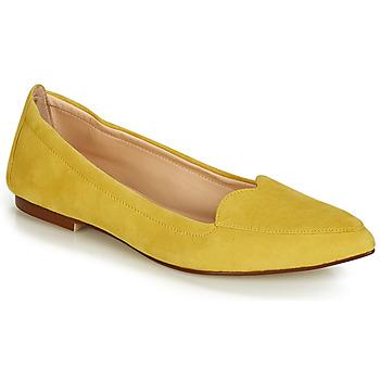 kengät Naiset Balleriinat Paco Gil PARKER Keltainen
