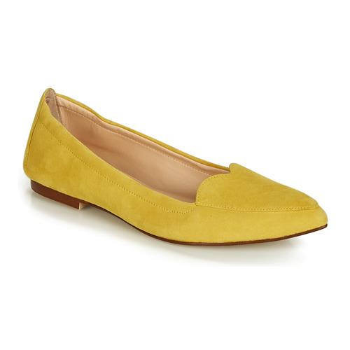 kengät Naiset Balleriinat Paco Gil PARKER Yellow