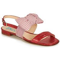 kengät Naiset Sandaalit ja avokkaat Paco Gil BOMBAY Punainen