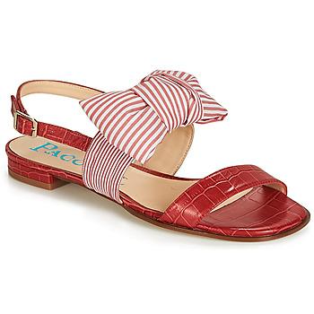 kengät Naiset Sandaalit ja avokkaat Paco Gil BOMBAY Red