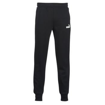 vaatteet Miehet Verryttelyhousut Puma SWEAT PANT Black