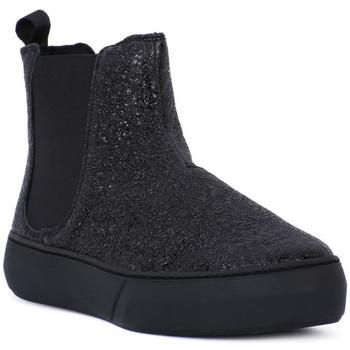 kengät Naiset Nilkkurit Frau FERRER NERO Nero