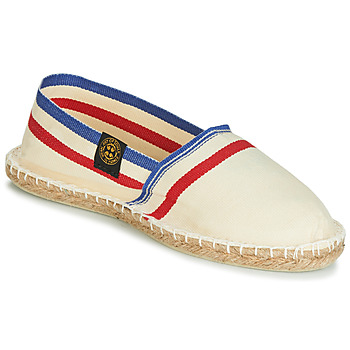 kengät Espadrillot Art of Soule RAYETTE Beige / Blue / Red