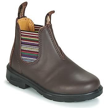 kengät Lapset Bootsit Blundstone KID'S BLUNNIES Brown