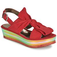kengät Naiset Sandaalit ja avokkaat Papucei CONDE Punainen