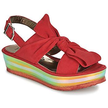 kengät Naiset Sandaalit ja avokkaat Papucei CONDE Red