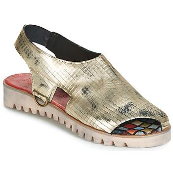kengät Naiset Sandaalit ja avokkaat Papucei BLIS Hopea