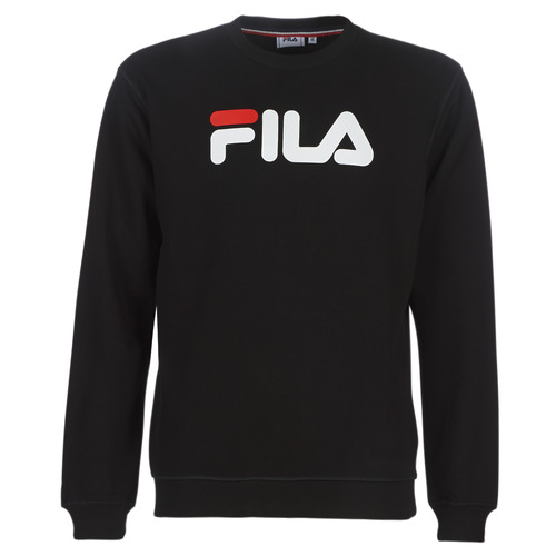 vaatteet Svetari Fila PURE Crew Sweat Black