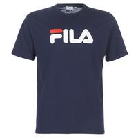 vaatteet Lyhythihainen t-paita Fila PURE Short Sleeve Shirt Laivastonsininen