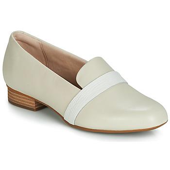 kengät Naiset Balleriinat Clarks JULIET ARIEL Beige
