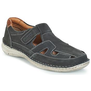 kengät Miehet Sandaalit ja avokkaat Josef Seibel ANVERS 82 Blue