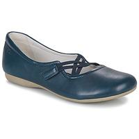 kengät Naiset Balleriinat Josef Seibel FIONA 39 Blue