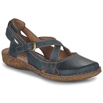 kengät Naiset Sandaalit ja avokkaat Josef Seibel ROSALIE 13 Blue