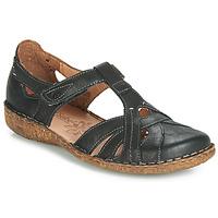 kengät Naiset Sandaalit ja avokkaat Josef Seibel ROSALIE 29 Black