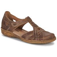 kengät Naiset Sandaalit ja avokkaat Josef Seibel ROSALIE 29 Ruskea