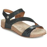 kengät Naiset Sandaalit ja avokkaat Josef Seibel TONGA 25 Black