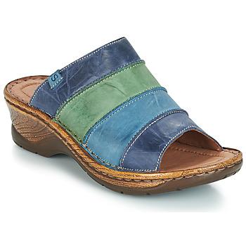 kengät Naiset Sandaalit Josef Seibel CATALONIA 64 Blue
