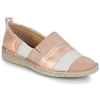 kengät Naiset Tennarit Josef Seibel SOFIE 23 Pink / Nude