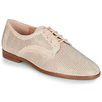 kengät Naiset Derby-kengät Dorking 7785 Vaaleanpunainen