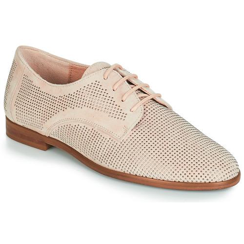 kengät Naiset Derby-kengät Dorking 7785 Pink