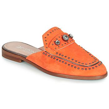 kengät Naiset Sandaalit Dorking 7783 Orange