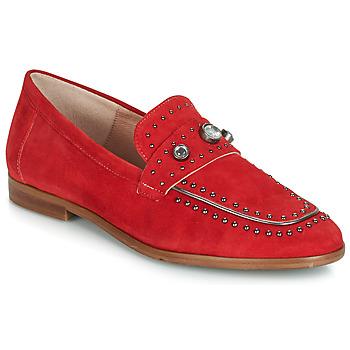 kengät Naiset Mokkasiinit Dorking 7782 Red