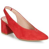 kengät Naiset Korkokengät Dorking 7806 Red