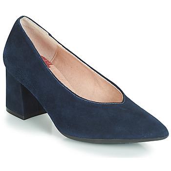 kengät Naiset Korkokengät Dorking 7805 Laivastonsininen