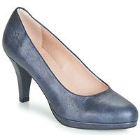 kengät Naiset Korkokengät Dorking 7118 Laivastonsininen