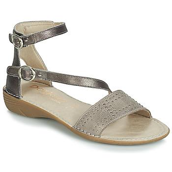 kengät Naiset Sandaalit ja avokkaat Dorking 7863 Grey