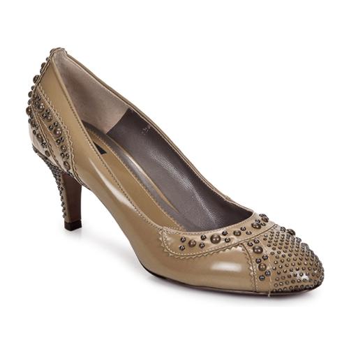 kengät Naiset Korkokengät Etro GRACE Beige