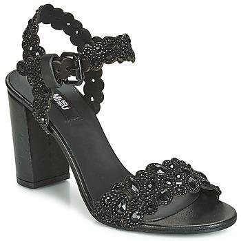 kengät Naiset Sandaalit ja avokkaat Mimmu 567Z14 Black