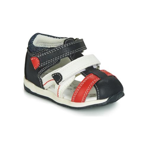 kengät Pojat Sandaalit ja avokkaat Chicco GABRIEL Blue / White / Red