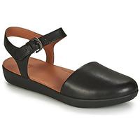 kengät Naiset Sandaalit ja avokkaat FitFlop COVA II Musta