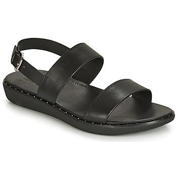 kengät Naiset Sandaalit ja avokkaat FitFlop BARRA Musta