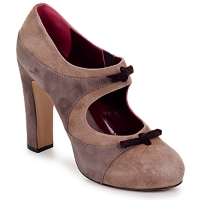 kengät Naiset Korkokengät Antonio Marras ALINA Cammello