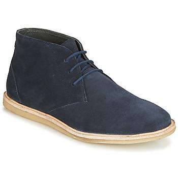 kengät Miehet Bootsit Frank Wright BAXTER Blue