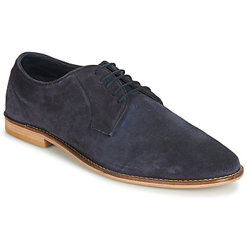 kengät Miehet Derby-kengät Frank Wright FINLAY Blue