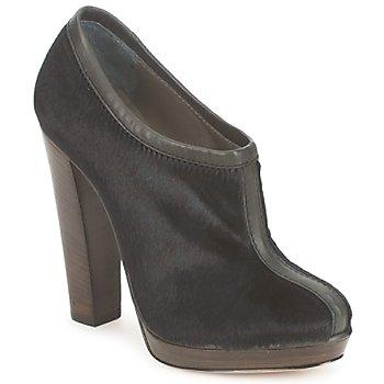 kengät Naiset Nilkkurit Kallisté BOTTINE 5950 Black