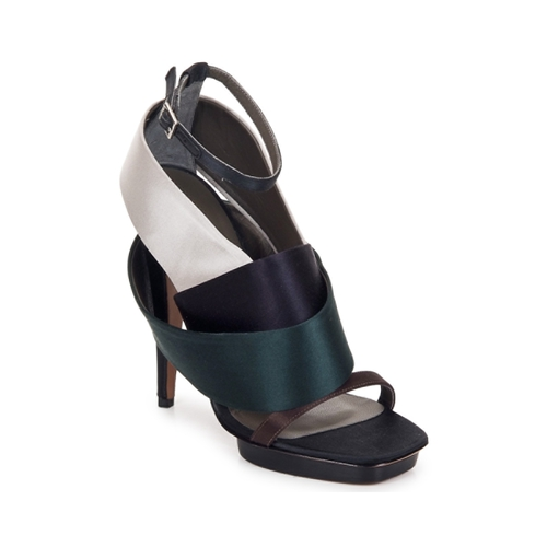kengät Naiset Sandaalit ja avokkaat Kallisté NU-PIED 5801 Sininen /liberty