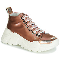 kengät Naiset Matalavartiset tennarit Fru.it 5390-850 Bronze