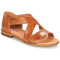 kengät Naiset Sandaalit ja avokkaat Pikolinos ALGAR W0X Camel