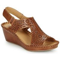 kengät Naiset Sandaalit ja avokkaat Pikolinos MARGARITA 943 Brown
