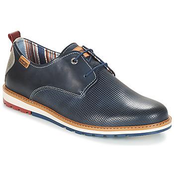 kengät Miehet Derby-kengät Pikolinos BERNA M8J Sininen
