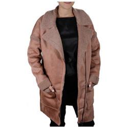 vaatteet Naiset Paksu takki Only